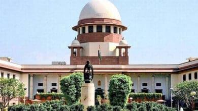 Photo of SC refuses to stay HC verdict quashing Andhra govt's order mandating English medium