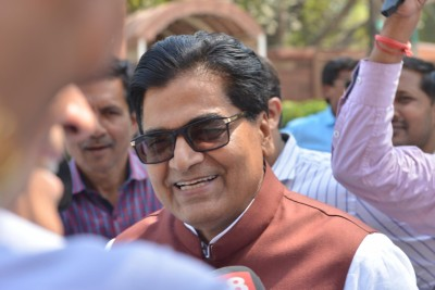 SP renominates Prof Ram Gopal Yadav for RS from UP