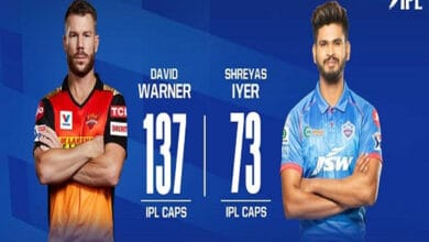Photo of IPL 2020: DC wins toss, opts to bowl first against SRH