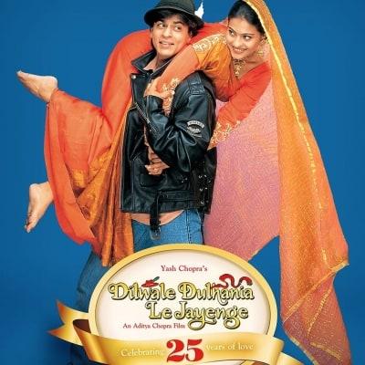 SRK and Kajol-starrer DDLJ re-releases abroad