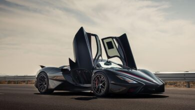 Photo of SSC Tuatara is the New World's Fastest production car at 508 kmph