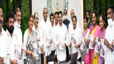 Photo of Andhra CM introduces new industrial policy to help SC, ST entrepreneurs