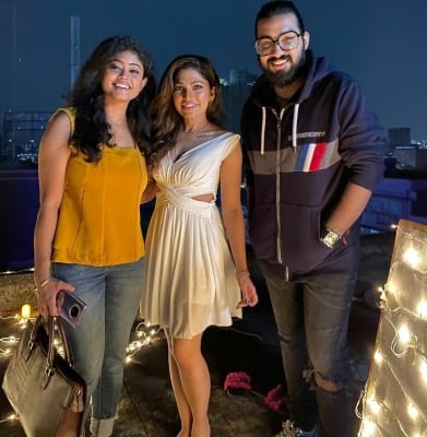 Sachet and Parampara open up on collaborating with Tulsi Kumar