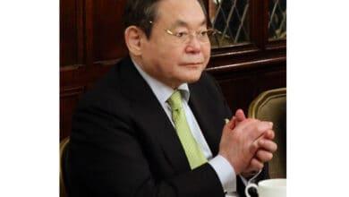 Photo of Lee Kun-Hee, force behind Samsung's rise, dies at 78