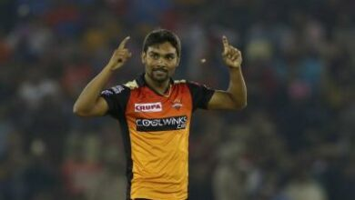 Photo of Sandeep Sharma becomes 6th Indian pacer to take 100 IPL wickets