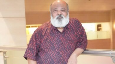 Photo of Saurabh Shukla: I don't bring demarcation between serious and funny characters