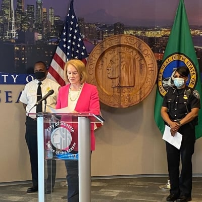 Seattle Mayor signs order to evaluate police dept functions