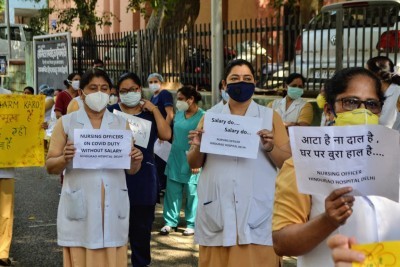 Senior docs of NDMC hospitals refuse to join indefinite strike