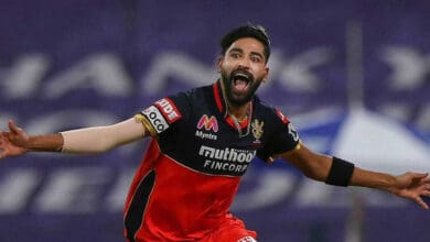 """Photo of New ball boosted my confidence: Siraj on """"magical"""" IPL performance"""