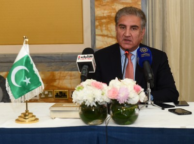 Some forces want to destabilise Pakistan, says Qureshi
