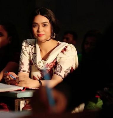 Soundarya Sharma gears up for Raktanchal 2