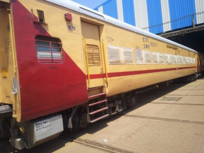 Special train for UPSC candidates from Hubballi to B'luru