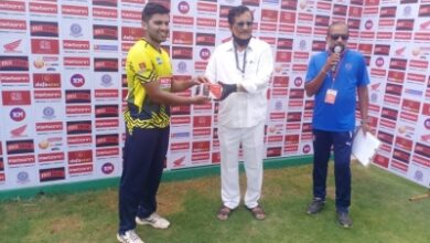Photo of Sriram, Naren star in Andhra T20 cricket tournament