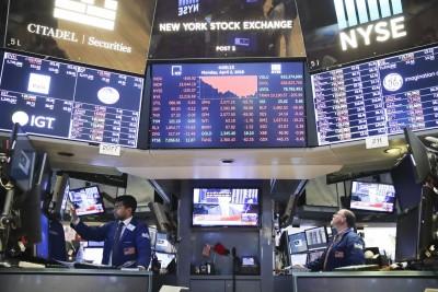 Stock markets slide over rising Covid-19 cases