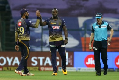 Struggling Andre Russell left out of eleven due to niggle