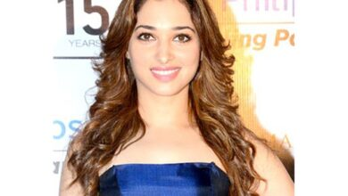 Photo of Actress Tamannaah Bhatia gets discharged from hospital
