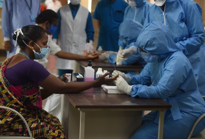 Tamil Nadu logs 4,410 fresh Covid-19 cases, 49 deaths