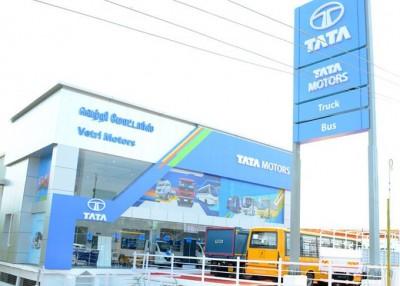 Tata Motors' Q2 net loss widens to Rs 307 cr
