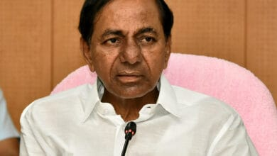 Photo of Hyderabad rains: Telangana CM directs officials to stay alert, check tanks