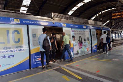 To avoid overcrowding, DMRC conducts survey of commuter's travel pattern