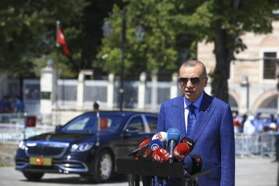 Turkey tests Russian S-400 defence system: Prez
