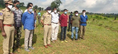 Two Maoists killed in exchange of fire with police in Telangana