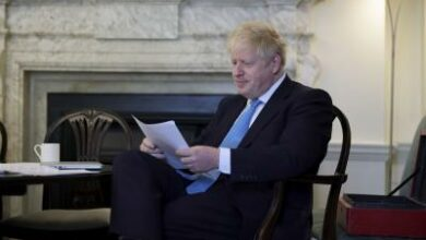 Photo of UK PM insists full national lockdown not 'right course'