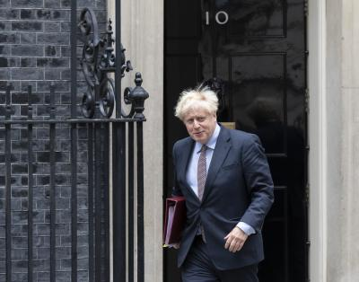UK PM to detail new Covid-19 measures on Oct 12