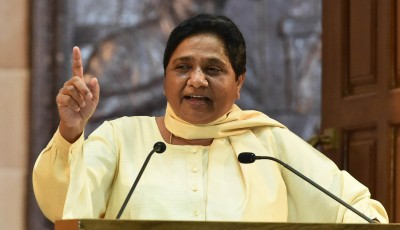 UP minister hits back at Mayawati