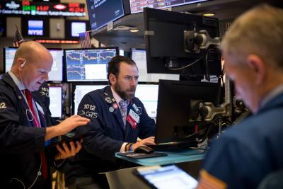 US stocks end mixed after retail sales data