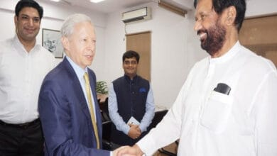 Photo of US Ambassador condoles demise of Ram Vilas Paswan