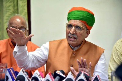 Union ministers Meghwal, Chaudhary conveners for Raj municipal polls