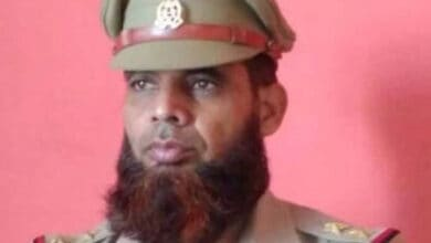 Photo of Muslim cop in UP suspended for growing beard