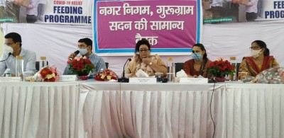 Uproar over corruption, encroachment in Gurugram civic body meet