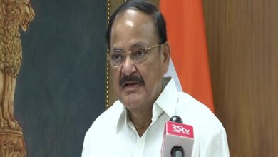 Photo of Vice President Venkaiah Naidu recovers from COVID-19