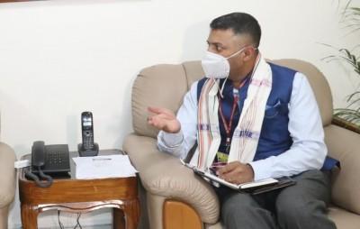 Vikram Doraiswami to take over as new Indian envoy to Bangladesh