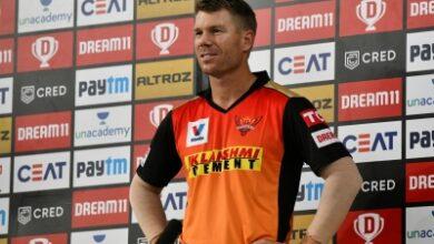Photo of Warner, Saha set IPL 2020 power-play record