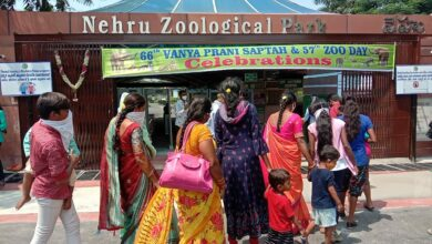 Photo of Hyderabad's Nehru Zoological Park now open!