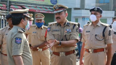 Photo of Hyderabad Police Commissioner reviews flood situation in Old City