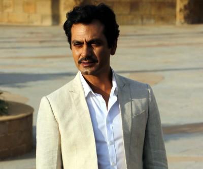 Why Nawazuddin Siddiqui didn't read 'Serious Men' the novel