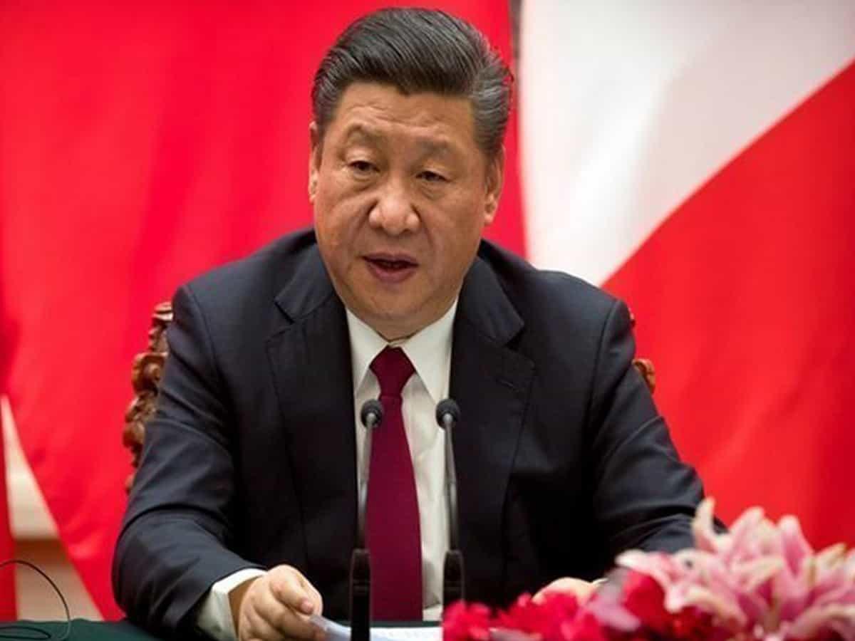 Xi Jingping.