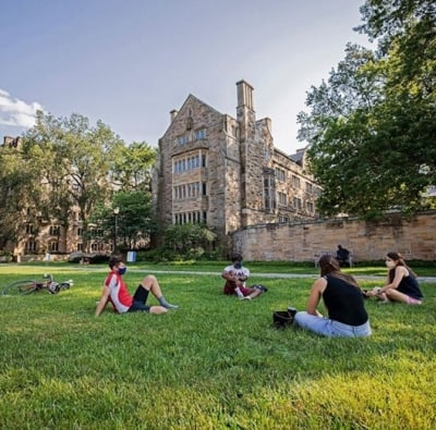 Yale University sued for considering race during admissions process