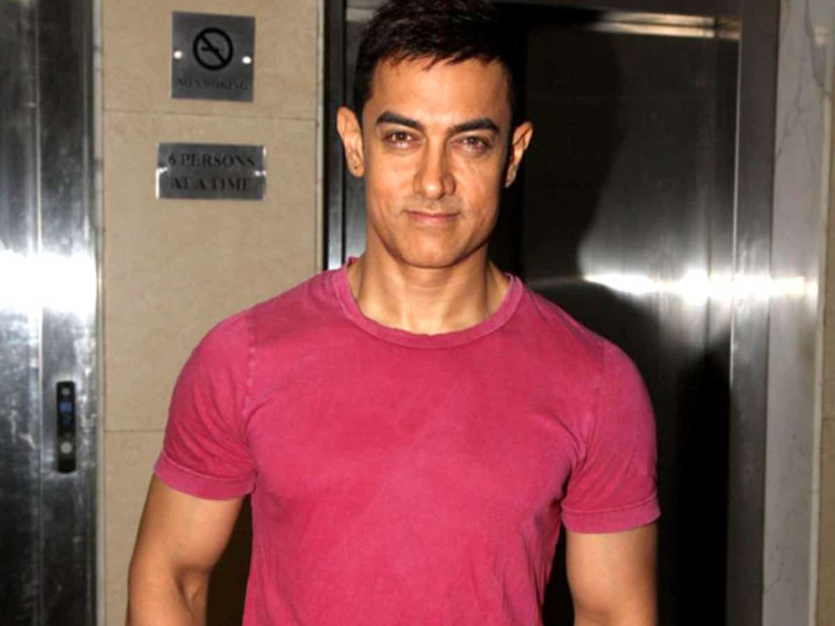 Complaint filed against Aamir Khan for violating COVID-19 norms