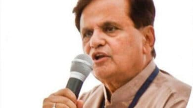 Congress treasurer Ahmed Patel tests Covid positive