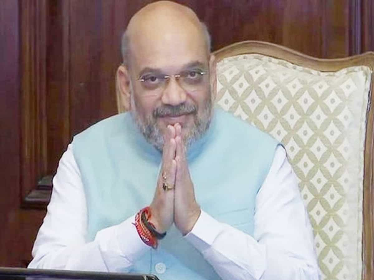 Amit Shah to visit West Bengal from Nov 5 ahead of 2021 Assembly polls