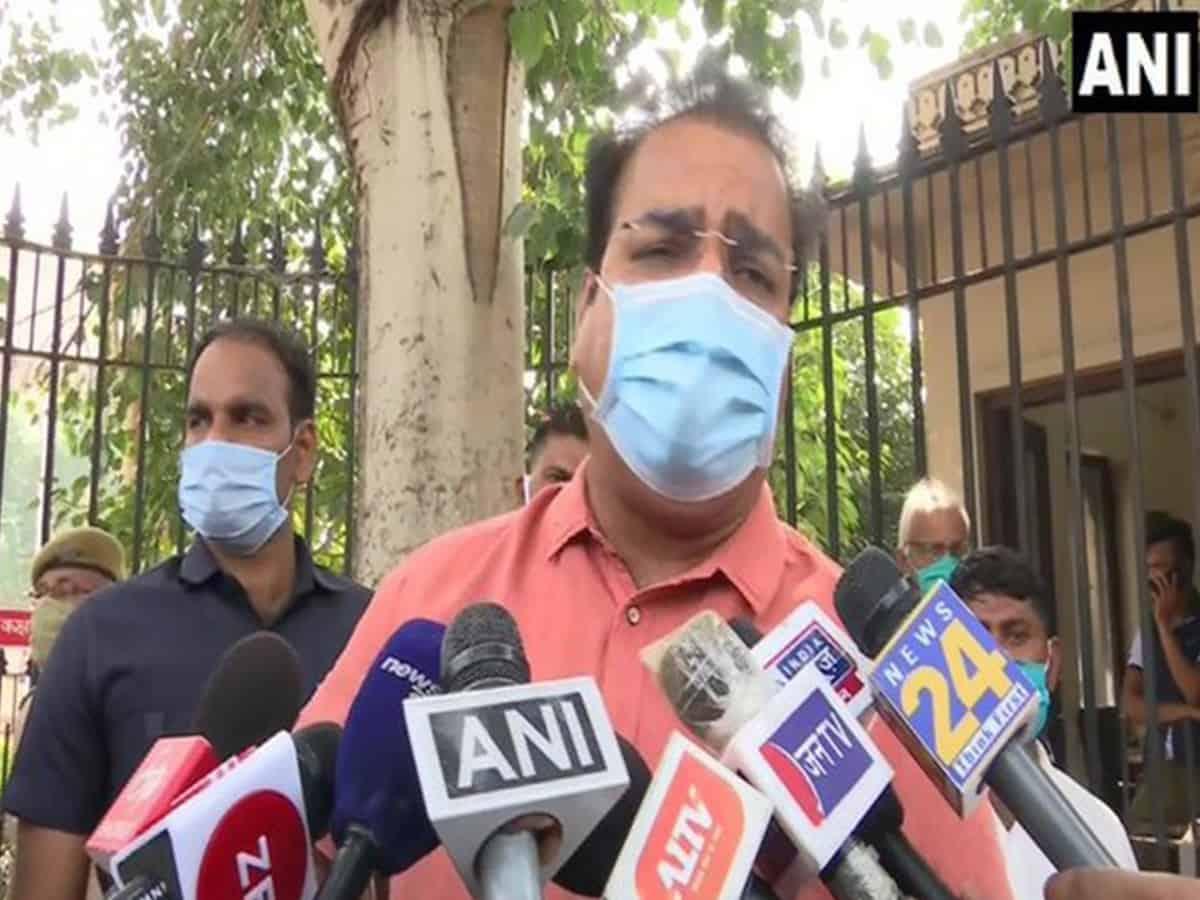 Just like Punjab, Rajasthan will pass bills to protect farmers' interests: Pratap