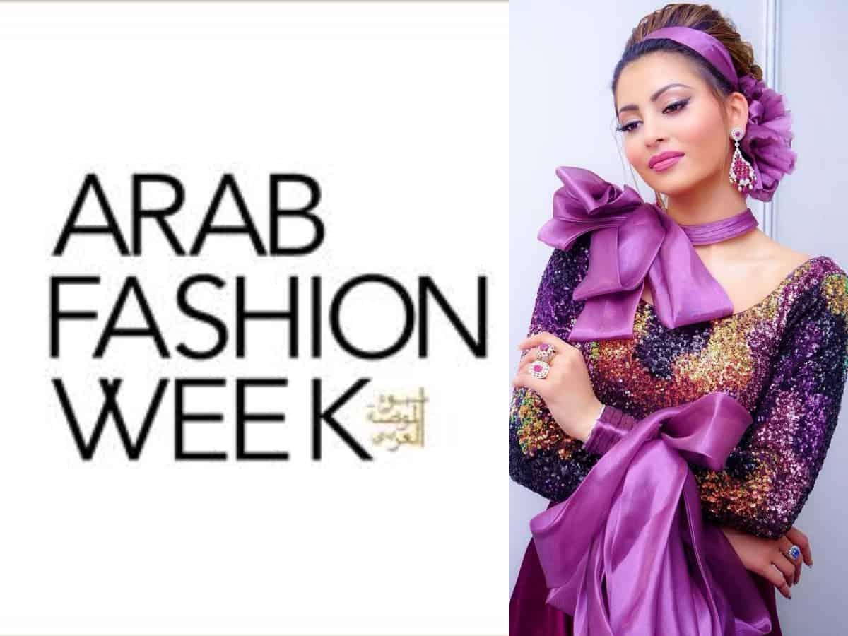 Urvashi Rautela: First Indian celeb as a showstopper at Arab Fashion Week