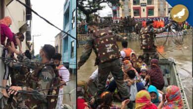 Photo of Hyderabad flood: Army joins rescue operations, downpour continues