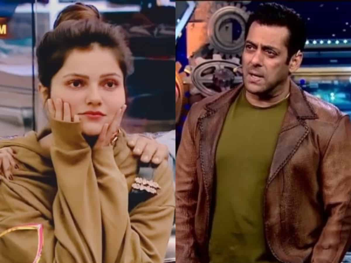 Bigg Boss 14: Rubina Dilaik upset with Salman Khan, wants to quit