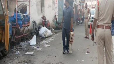 Photo of Mysterious blast creates panic in Secunderabad